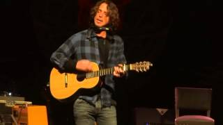 """The Times They Are A-Changing (Bob Dylan)"" Chris Cornell@Strand Theatre York, PA 10/24/15"