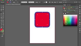 Adobe Illustrator Shape and Stroke