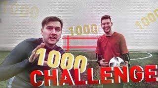 1000 CHALLENGE | GERMAN EL CLASSICO