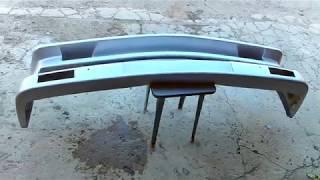 Ремонт переднего бампера на е30 корч