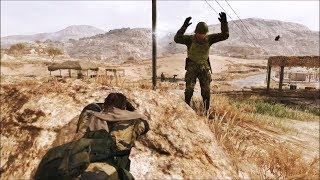 Metal Gear Solid V: Stealth Kills (Angel With Broken Wings)