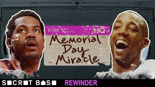 The miracle shot that sparked the San Antonio Spurs dynasty needs a deep rewind thumbnail