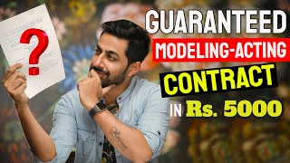 Guaranteed Modeling-Acting Contact in Rs 5000