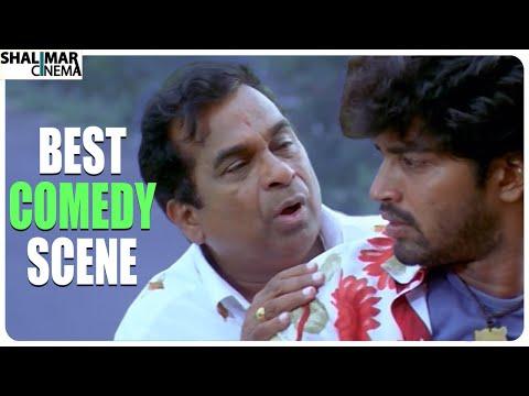 Brahmanandam & Allari Naresh Best Comedy Scene || Gamyam Movie || Shalimar Cinema