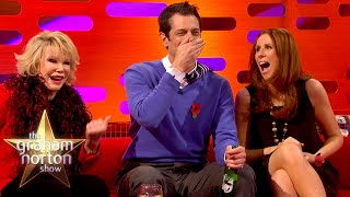 Johnny Knoxville Broke His Penis On Jackass   The Graham Norton Show