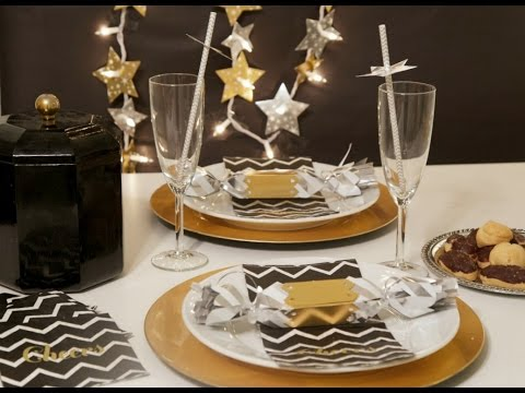 How To Throw A New Year's Eve Party - Lighted Star Garland | Sizzix DIY Parties & Events