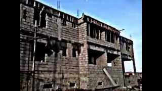 preview picture of video 'Chania Village, Phase II — Twin Apartments, Thika (Construction progress)'
