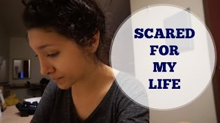 Young Nomadic Woman's Camping Horror Story