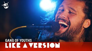 """Video thumbnail of """"Gang of Youths cover The Middle East 'Blood' for Like A Version"""""""