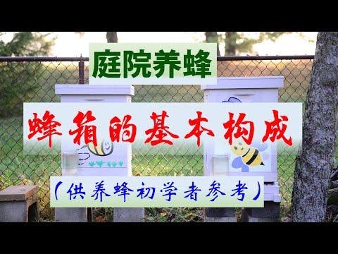 , title : '【庭院养蜂 3】蜂箱的基本构成