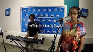 France Bleu Touraine Live avec Christina Goh