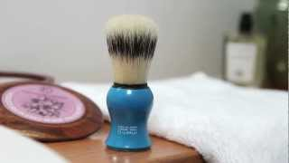 The Shaving Brush: How to Use, Store and Clean
