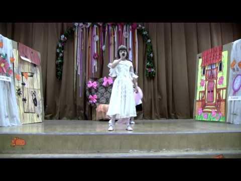 """Мюзикл """"Цветик-Семицветик"""". Песня снежной королевы"""