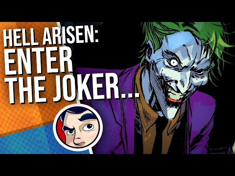 """Justice League """"Joker Saves the Day? Hell Arisen…"""" – Complete Story 