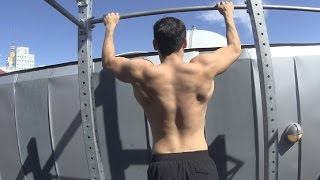 Can't Do Pull Ups? Just Do THIS!