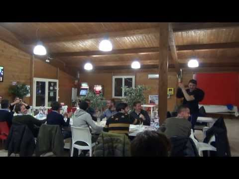 Preview video CENA DI NATALE 2013 DELLA SOCETA´ BAR BALDINI