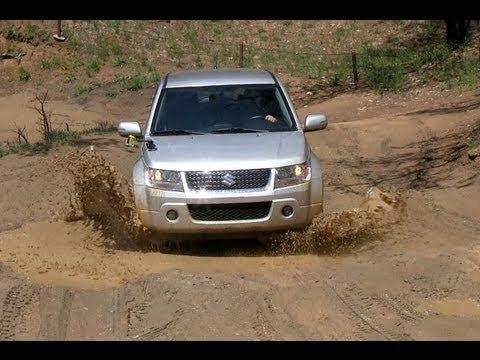 2012 Suzuki Grand Vitara Review and Drive