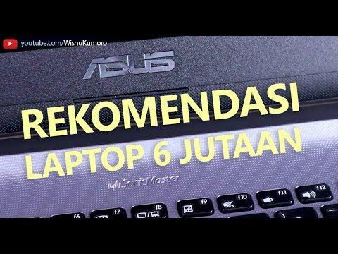 Laptop 6 Jutaan Pakai FINGER PRINT SENSOR! ASUS VivoBook A407UB Indonesia!
