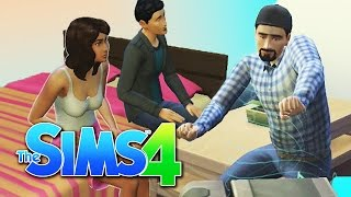 ROLANDA, RICHARD, AND ALEX MOVE IN TOGETHER! | The Sims 4 Part 3