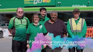 BP 2Go Service Station Greymouth - Attitude Awards 2018 Finalist