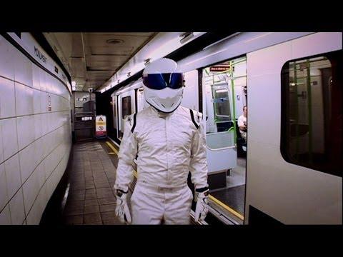 Cross London Race! Stig Vs Clarkson Vs Hammond Vs May | Top Gear | Series 10 | BBC
