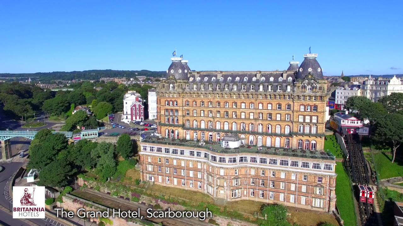 Britannia Grand Hotel Scarborough Parking