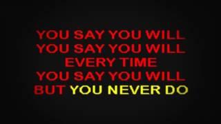 SC2096 06   Yearwood, Trisha   You Say You Will [karaoke]