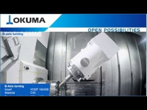 Okuma MULTUS U3000