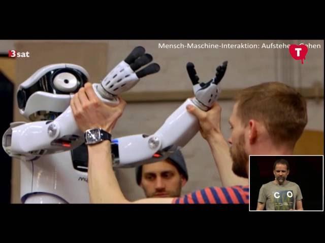 Vorschaubild zur Session 'Roboter-Genie Myon on stage'