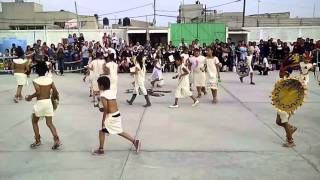 Danza de los comales y del sol
