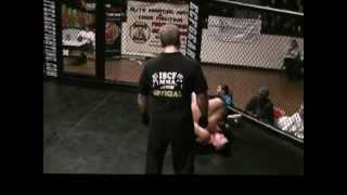 Elite Cage Fighting 37 - Greg Hamilton / Justin Curtis