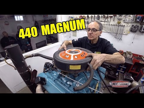 Resurrected Beast - Classic 1968 Dodge 440 Dyno Tested