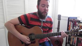 "Josh Hoke - ""Waiting Here"""