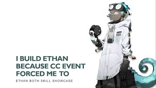 Ethan  - (Arknights) - [ARKNIGHTS] I build Ethan because CC event forced me to