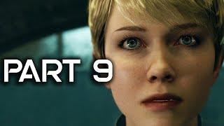 Detroit Become Human Gameplay Walkthrough Part 9 - Zlatko - FULL GAME! (Detroit Gameplay)