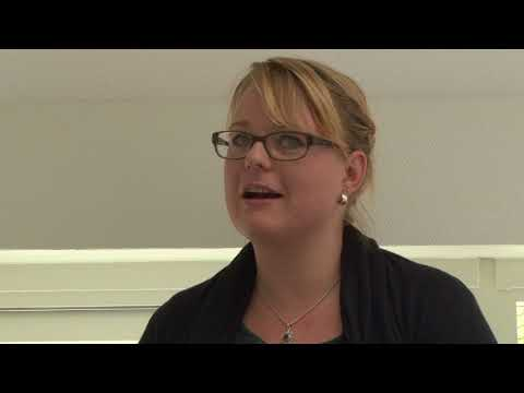 Testimonial van alumnus Renske de Leeuw