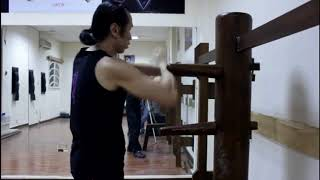 Tam Yiu Ming – Woodendummy