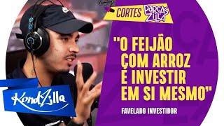 FAVELADO INVESTIDOR E A TRETA COM O CHAVOSO DA USP