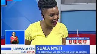 Suala Nyeti: Utunzaji wa macho na kuzuia upofu