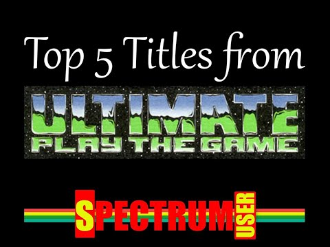 Top 5 Titles from Ultimate Play The Game