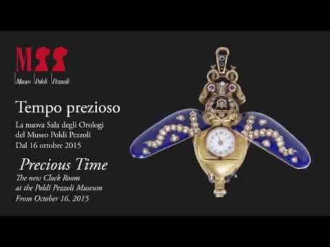 Precious Time - The Poldi Pezzoli Museum timepiece collection