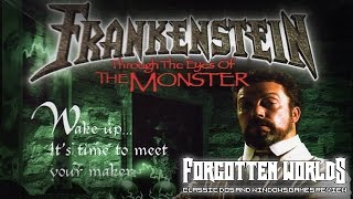 FRANKENSTEIN: THROUGH THE EYES OF THE MONSTER (Франкенштейн: Глазами монстра) / LOST PAGES
