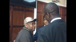 Governor Mike Sonko's first agenda as he takes over at City Hall