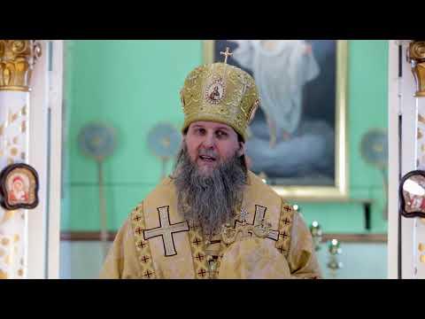 Митрополит Даниил: Наша задача – придя в храм, изменить своё сердце