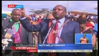 KTN Leo Wikendi: Thomas Letangule awataka wanasiasa kutoingiza siasa katika IEBC