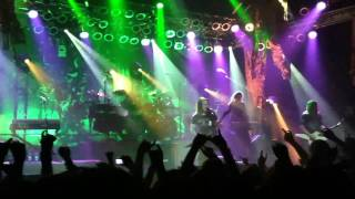 Children of Bodom - Ugly / Roundtrip to Hell and Back live at Tampere, Pakkahuone 2011