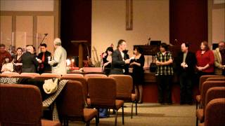 Santa Clara First Baptist Christmas Eve 2011 Part 3