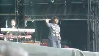 "Joan Armatrading - ""All The Way From America"" - Hop Farm Festival, Kent, 30th June 2012"