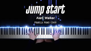 Alan Walker - Jump Start | Piano Cover by Pianella Piano