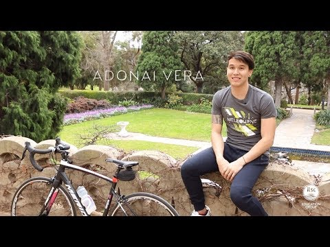 My ILSC, My Story: Adonai Vera